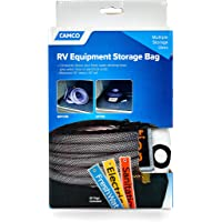 Camco RV Equipment Storage Utility Bag with Identification Tags for Organization - Conveniently Stores Electrical Cords…