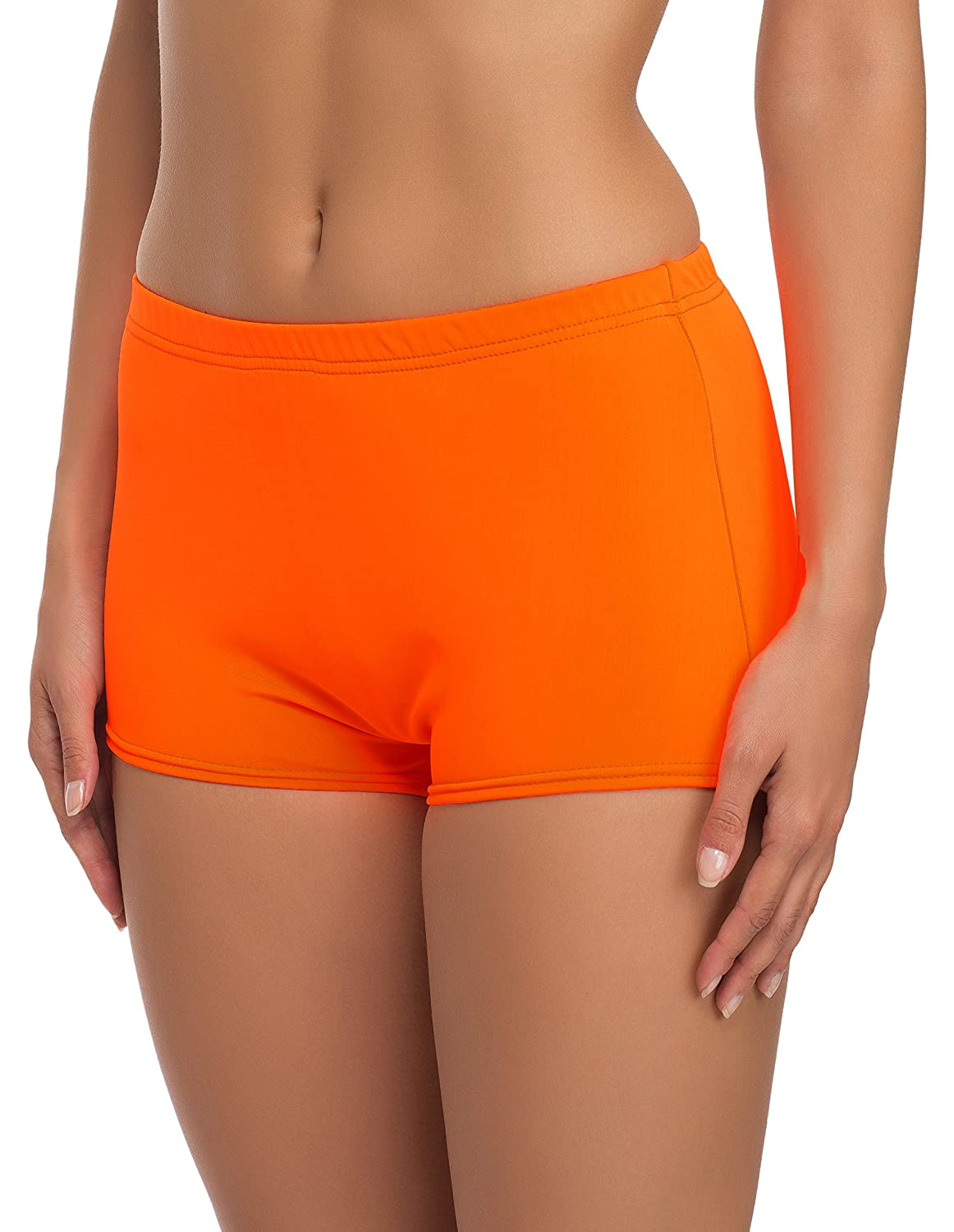 Orange Board Shorts