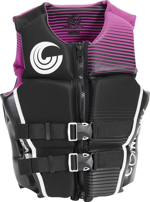 """Connelly Womens V-Back Neoprene Vest, XS (28""""-32""""), Conn-17"""