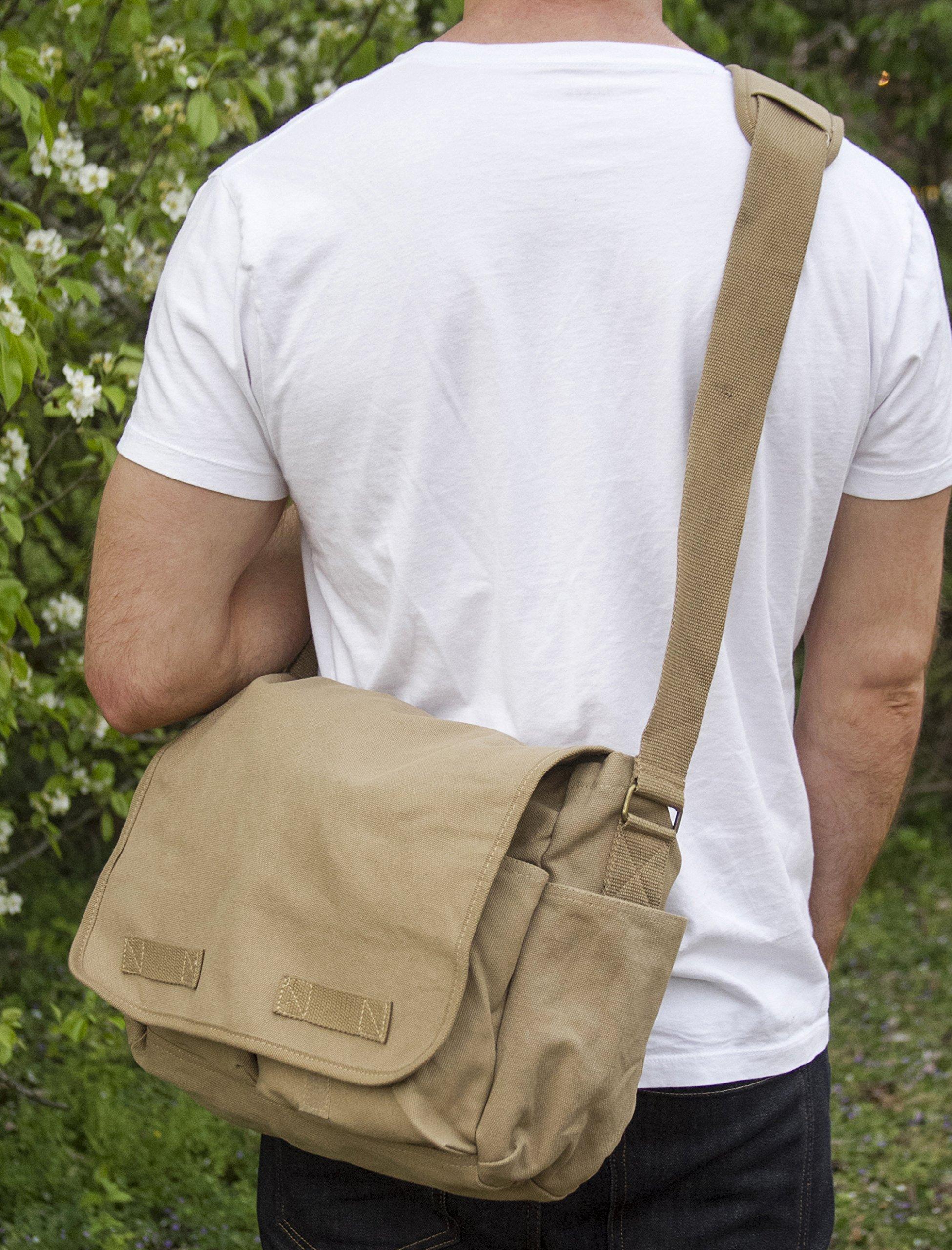 788c7cd64818 ایگرد - خرید از آمازون | Sweetbriar Classic Messenger Bag - Vintage ...