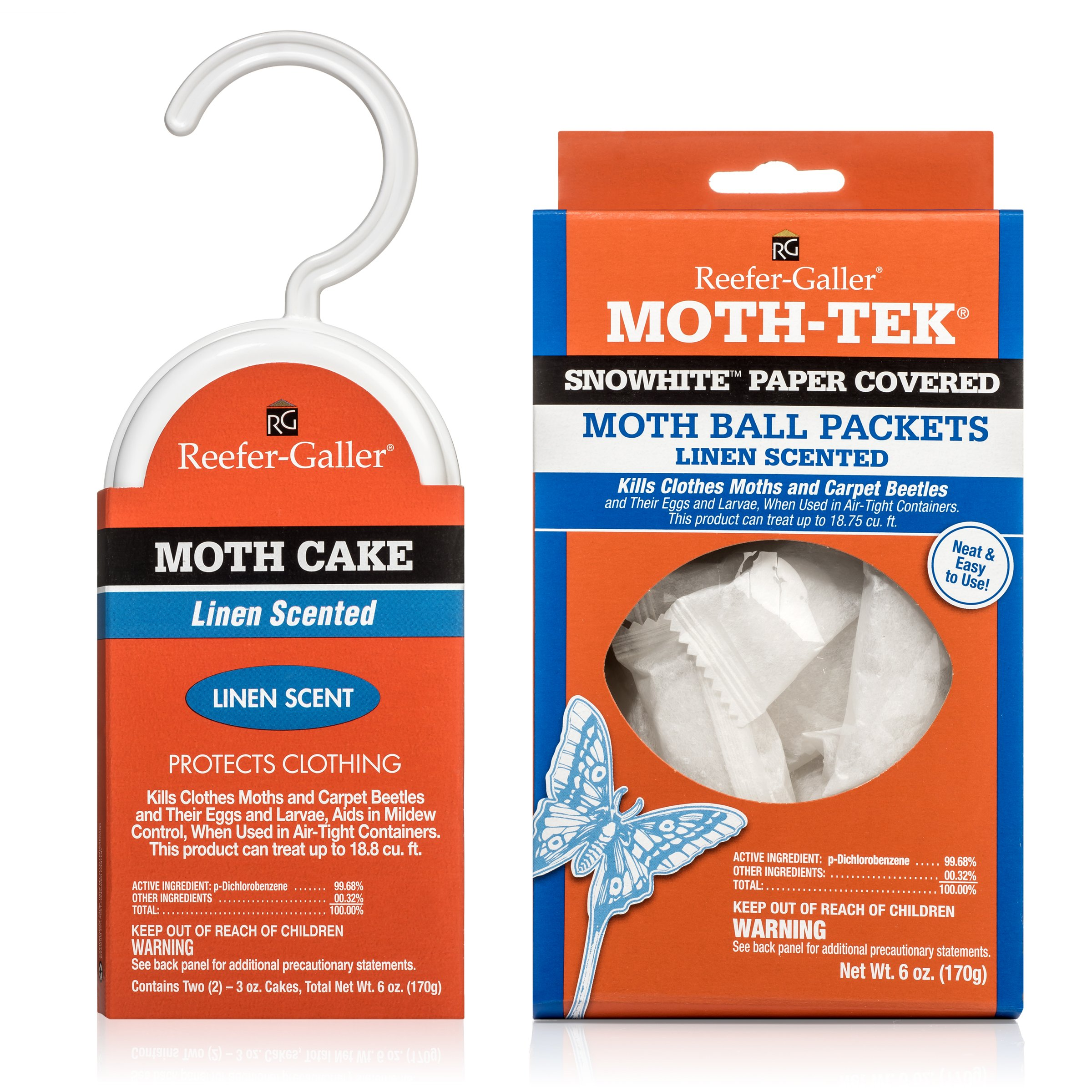 MOTH KILLER KIT for Clothes Moths & Carpet Moths by Moth-Prevention - EXTREME POWER! by West Bay Retail (Image #4)