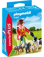Playmobil Especiales Plus Dog Walker Figura con Accesorios 5380
