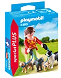 Playmobil 5380 - Jeu - Eleveuse de Chiens