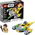 LEGO Star Wars Naboo Starfighter Microfighter 75223 Building Kit (62-Piece)