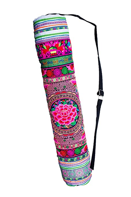 CCcollections Funda/Bolsa para Esterilla de Yoga Mat Bag (N1 ...