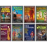 NORTH STAR TEACHER RESOURCE Literary Genres Poster Set