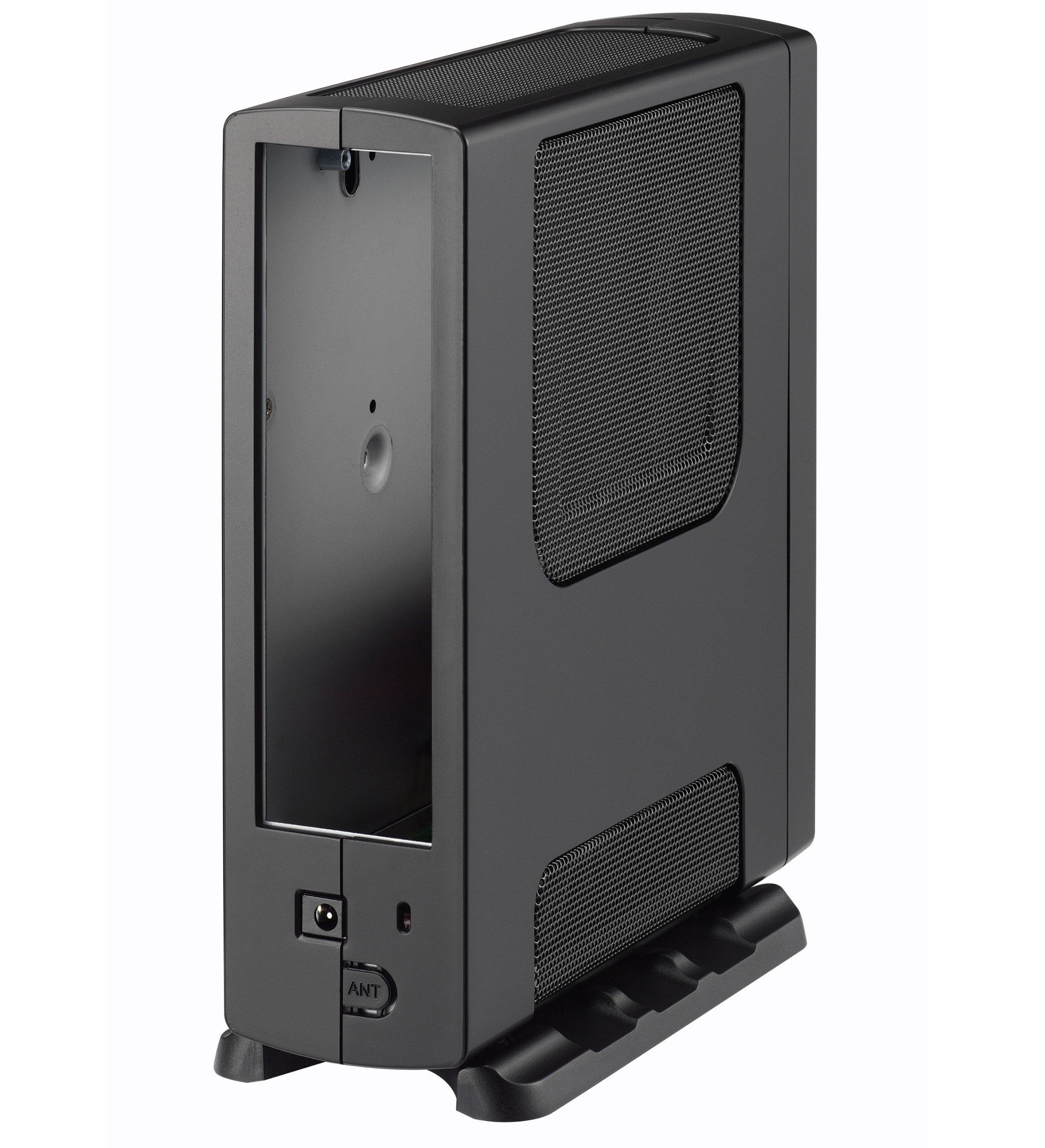 Morex T3410 Silent, Fanless VESA Mini-ITX Case w/60W PS by Morex (Image #3)