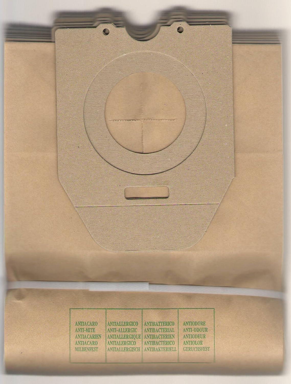 Acquisto ps2 - sacchetto aspirapolvere di ricambio compatibile con marca Philps [confezione 10 pezzi] Prezzo offerta