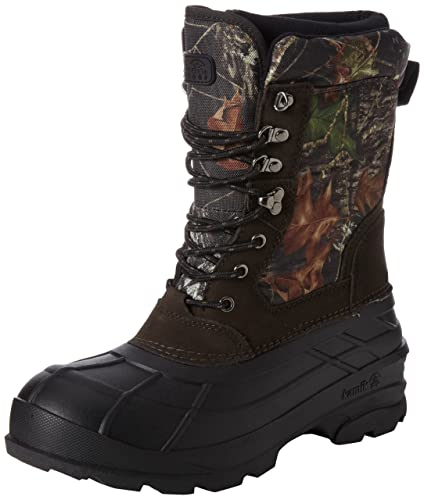 6b41f0e804f Kamik Men s Nation Camo Hunting Boot