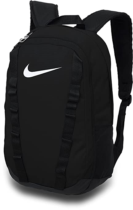 Nike Synthetic Backpack (Black White)  Amazon.in  Sports dd4872aa1460c
