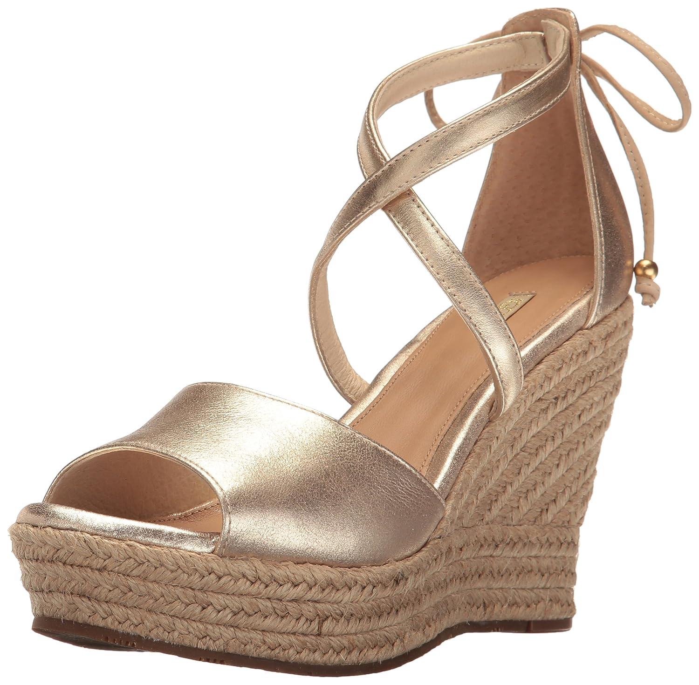 6bbd4583629 UGG Women s Reagan Metallic Wedge Sandal