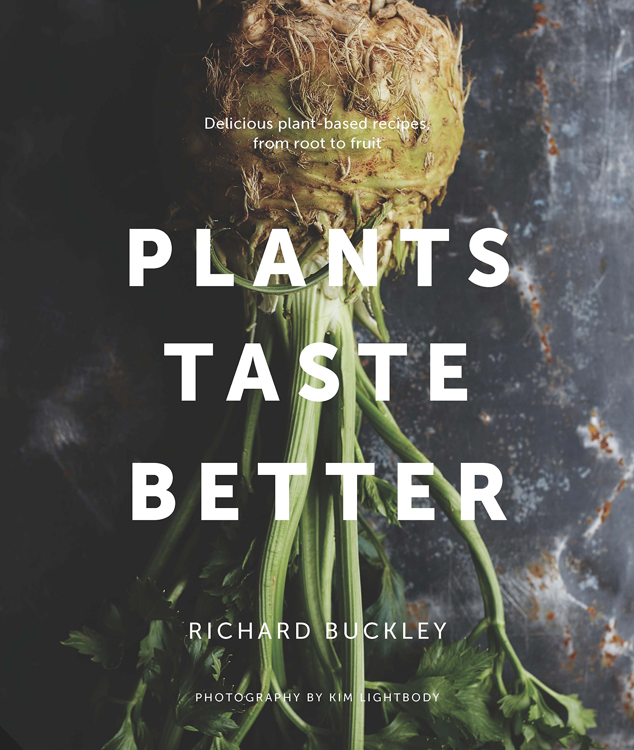 Cookbook Plants taste better