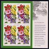 La Florida 16 X Forever Stamps, USA 2013, Scott 4750-4753