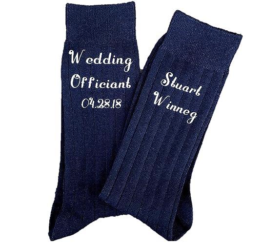 Reverend Socks Wedding Officiant Gift Minister gift Officiant Socks Wedding Gift Wedding Party Gift Wedding Socks