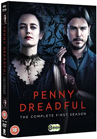 Penny Dreadful - Season 1 [DVD]: Amazon co uk: Josh Hartnett