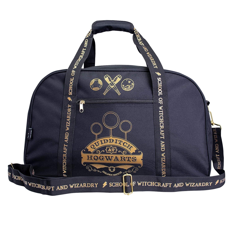 Harry Potter Gryffondor Quidditch /à Poudlard Bordeaux Duffle Bag