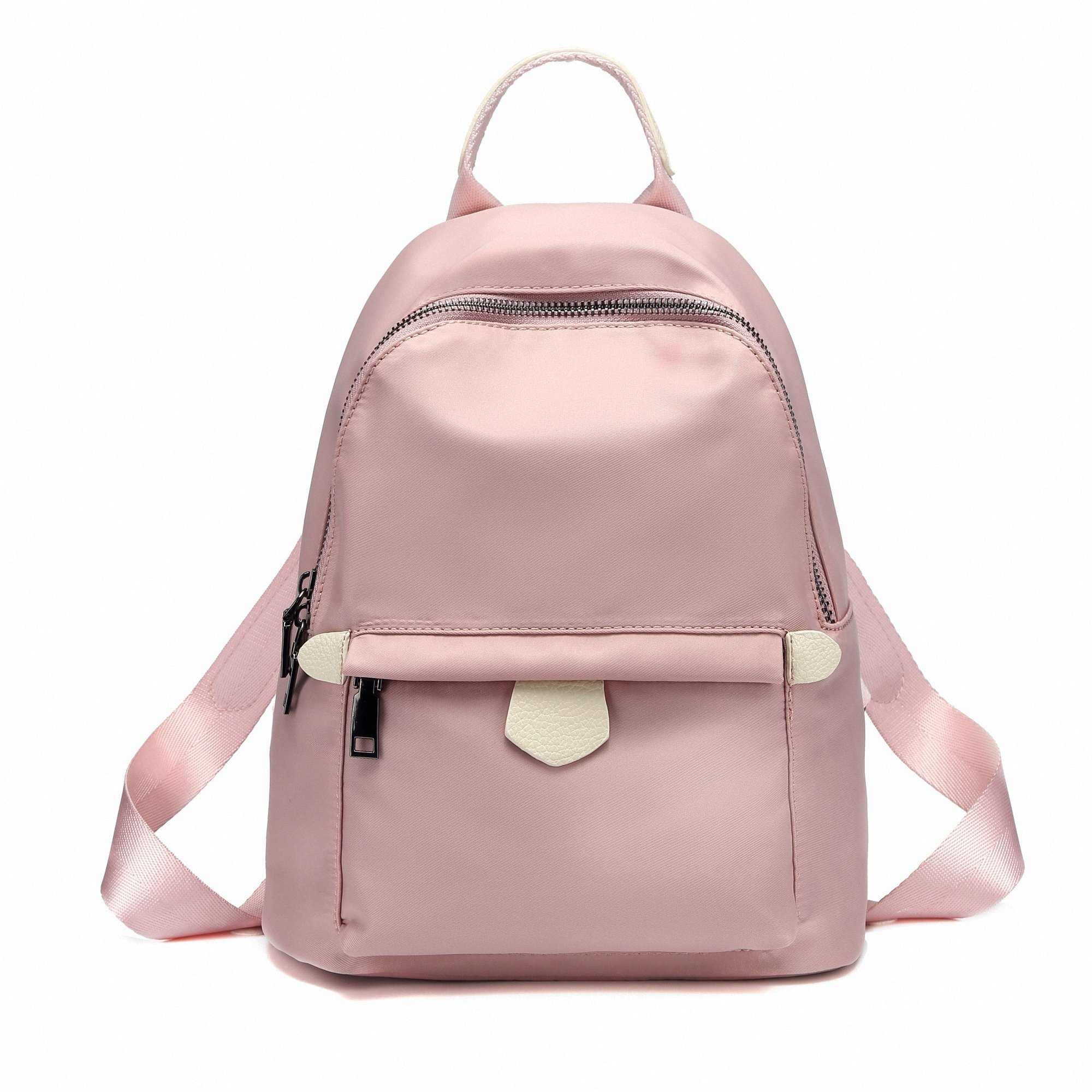 AOTIAN Women Backpacks Purse - Small Handy Bag Casual Daypack For Girls 10 Liters Pink