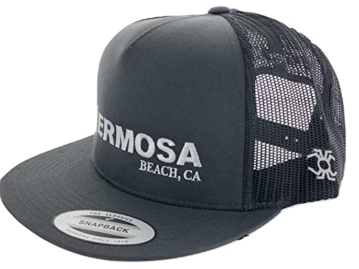 9d3b366896ae9 Image Unavailable. Image not available for. Colour  Hurley MHA0004610 Men s  Hermosa Beach The Classics Snapback Yupoong Hat