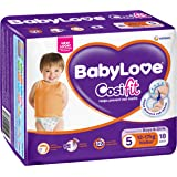 BabyLove Cosifit Walker Nappies 12-17kg (18 x 4 pack, 72 total)