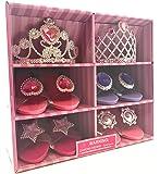 Perfect Touch Play Set Princess Dress Up & Play Shoe and Tiara