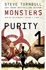 Monsters: Purity (Rise of the Kymiera, Volume 1) Kindle Edition