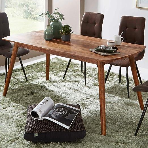 KS-Furniture WL5.573 - Mesa de Comedor (Madera, 200 x 77 x 100 cm ...