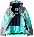 Roxy Big Girls' Flicker Snow Jacket