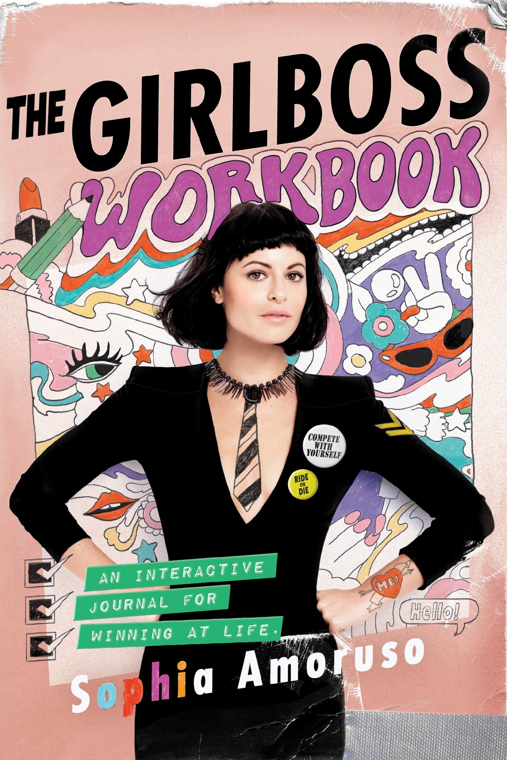1d07c2635387 The Girlboss Workbook  An Interactive Journal for Winning at Life ...