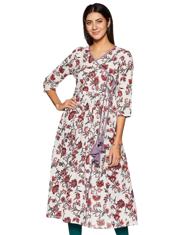 Best Women's Cotton Angrakha Kurti