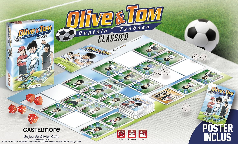 olive et tom le jeu de société