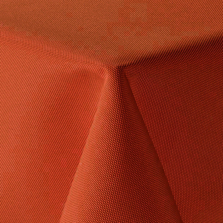 Amp-artshop Amp-artshop Amp-artshop Tischdecke Leinen Optik Oval 160x220 cm Grau BZW. Anthrazit - Farbe, Form & Größe wählbar mit Lotus Effekt - (O160x220DGrau) B01E7TUKKO Tischdecken 189a7b