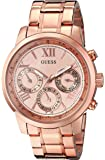 GUESS Watches Stainless Steel Pilot Buckle