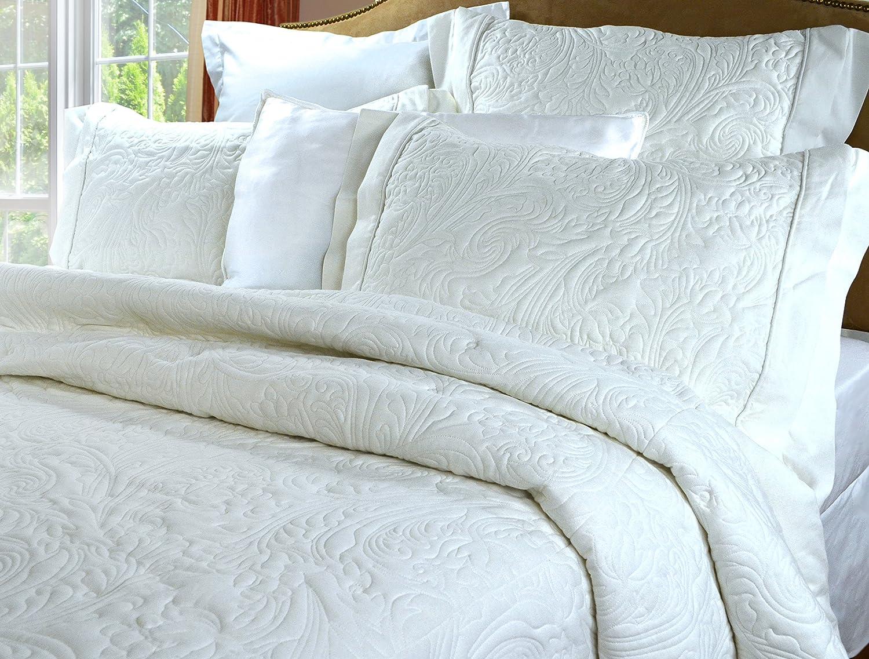 Florentine Inspired Soft Brushed Cotton Comforter Set - Queen