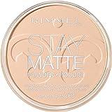 Rimmel Stay Matte Pressed Powder Silky Beige Buff Beige