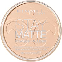 Rimmel Stay Matte Pressed Powder Silky Beige Buff Beige