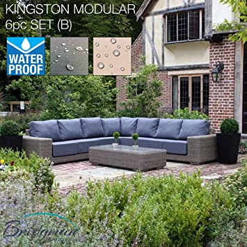 Bridgman Garden Furniture Bridgman garden furniture 6 piece kingston modular sofa set b with bridgman garden furniture 6 piece kingston modular sofa set b with waterproof leave out all year workwithnaturefo
