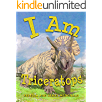 I Am Triceratops: A Triceratops Book for Kids (I Am Learning: Educational Series for Kids)