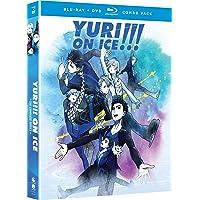 Yuri!!! on ICE - The Complete Series [Bluray + DVD] [Blu-ray]