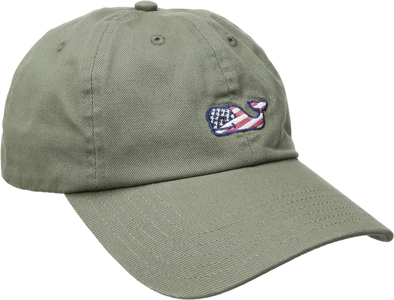 Vineyard Vines ballena logotipo béisbol sombrero - Verde -: Amazon.es: Ropa y accesorios