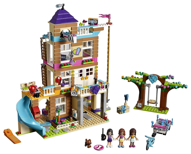Amazon.com: LEGO Friends Friendship House 41340 Building Set (722 ...
