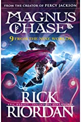 9 From the Nine Worlds: Magnus Chase and the Gods of Asgard Kindle Edition