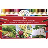 Pro Art Colored Pencil Tin Set, 36-Piece