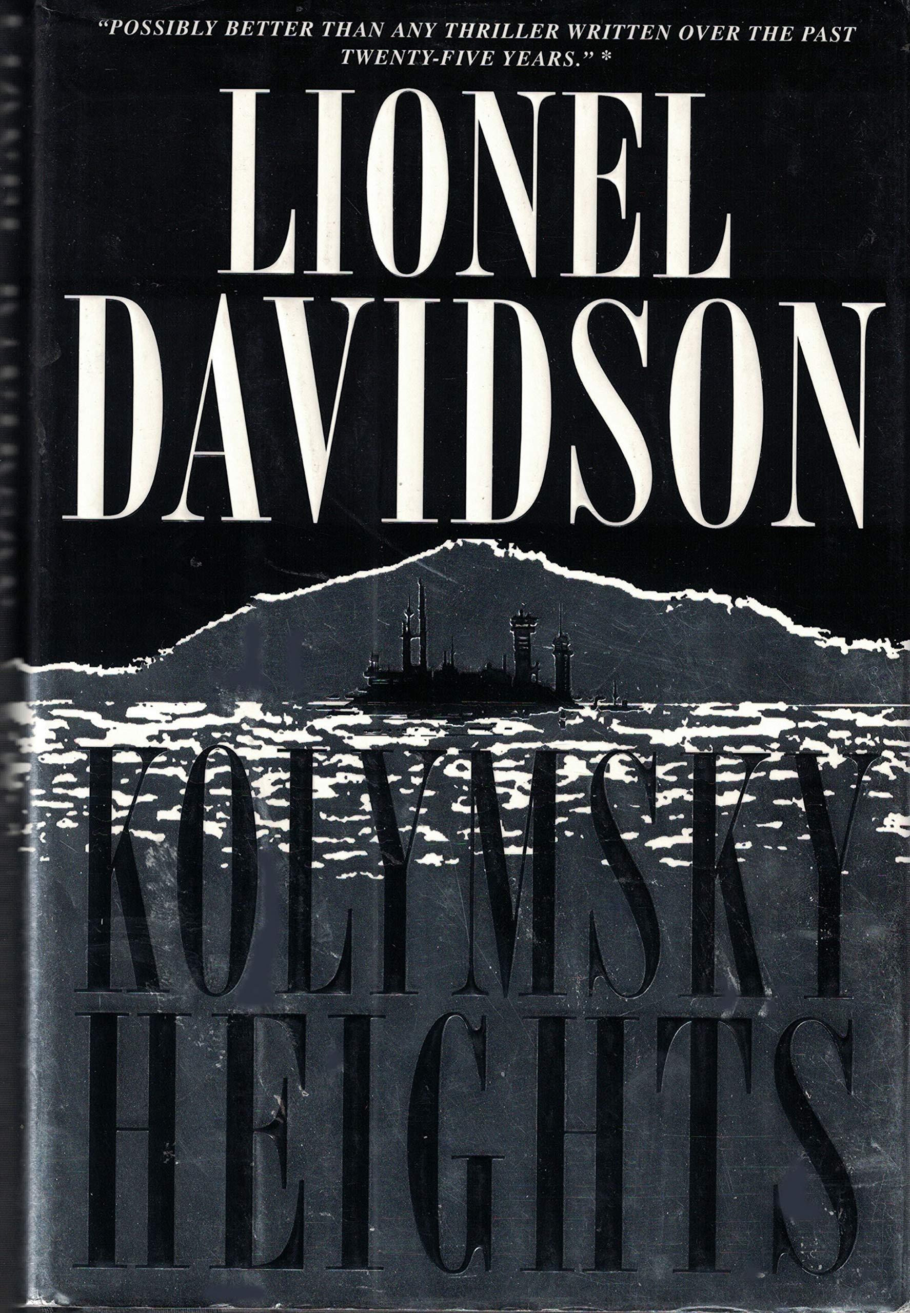 Kolymsky Heights: Amazon.es: Davidson, Lionel: Libros en idiomas ...