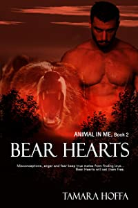 Bear Hearts (The Animal In Me Series Book 2)