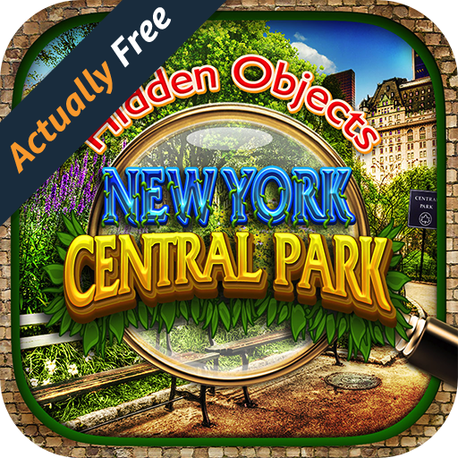 [Hidden Object Central Park New York City – Gardens Pic Puzzle Objects Seek & Find FREE Game] (Halloween Adventure New York)