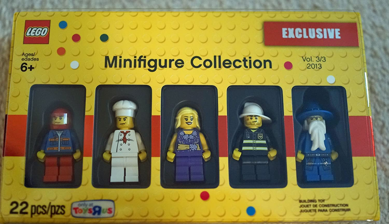 5Star-TD Lego Bricktober 2013 Exclusive Set #5002148 Minifigure Collection Vol. 3/3