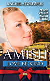 Amish Love Be Kind (Peace Valley Amish Series Book 4) (English Edition)