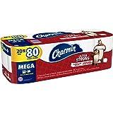 Charmin Ultra Strong Toilet Paper, 20 Mega Rolls
