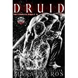 The Druid Series Complete Book Bundle 1-6 (A Rejected Mates Shifter Vampire Antihero Dark Romance)