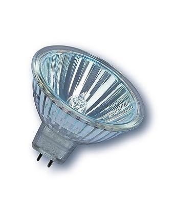 Osram Blister Ampoule Halogène Superstar Dichro Plastique 35 W GU5.3 Argent Lot de 2